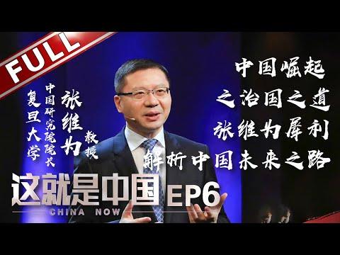 【ENG SUB】《这就是中国》第6期:张维为大胆解析中国特色社会主义制度 中国崛起之治国之道大公开!【东方卫视官方高清】