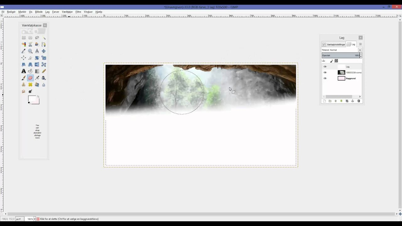 How To Make Layout In GIMP. *Howrse* - YouTube  Layout