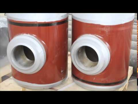 DEE pipings systems- Piping possibilities