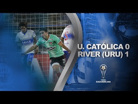 U. Catolica River Plate Goals And Highlights