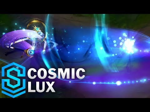 Cosmic Lux Skin Spotlight - Pre-Release - League of Legends
