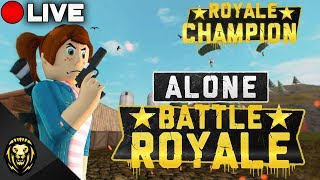 ROBLOX: Allein Kampf Royale | Duo High Kills Spiele | LIVE-STREAM | STRAßE NACH 111K