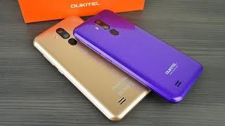Oukitel C12/C12 Pro - стильный и доступный смартфон!