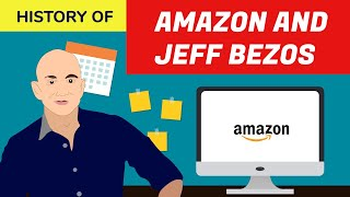 Amazon and Jeff Bezos - Animated History