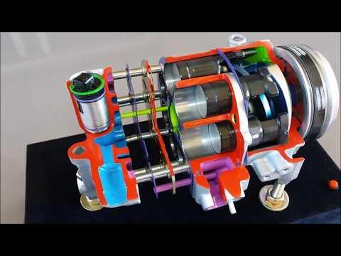 Compresor Aire Acondicionado funcionamiento / working compressor air conditioner thumbnail