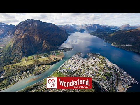 A visit to Wonderland Beds, Åndalsnes Norway