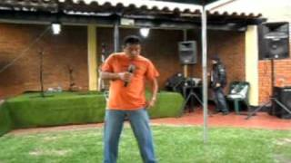 Chato Barraza en Dia del Periodista Deportivo... Manuel Paz Araoz