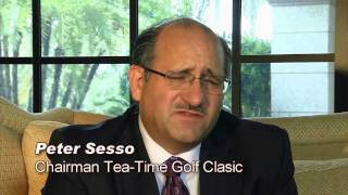 Tea Time Golf Classic Promo