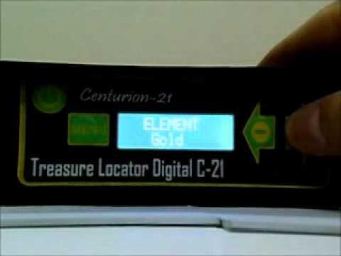جهاز Locator C21 أفضل جهاز استشعاري للكشف عن الذهب - QATAR Detectors
