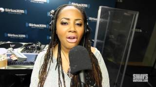"Lalah Hathaway Performs ""Angel"" and ""Lil Ghetto Boy"" During Live In-Studio Concert Series,"