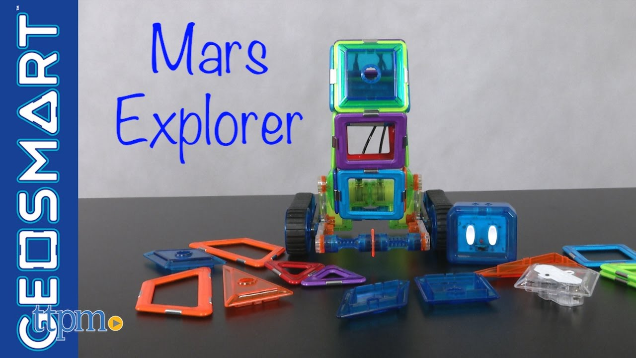 Geosmart Mars Explorer From Smart Toys And Games Youtube
