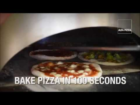 pizza en 100 secondes