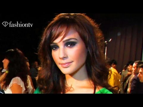 Castro Fall 2011 Fashion  ft Gal Godot, Ivri Lider, and The Young Professionals  FashionTV FTV