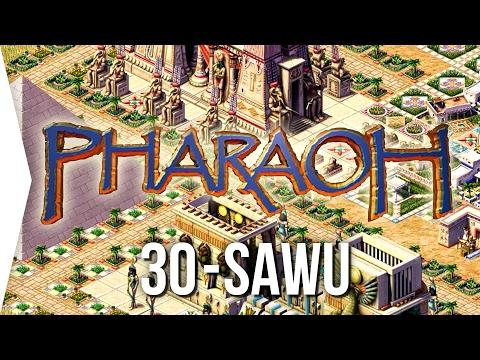 Pharaoh ► Mission 30 Sawu (Mersa Gawasis) - [1080p Widescreen] - Let's Play Game