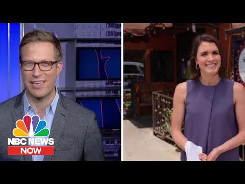 What U.S.-Mexico Tariffs Mean For American Food   NBC News Now