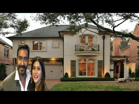Ajay Devgan Net Worth, Salary, House, Car, Private Jet, Family and Luxurious Lifestyle - YouTube