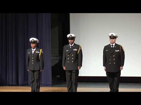 Crete Monee High School NJROTC 2nd Annual Awards and Promotion Ceremony