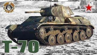 War Thunder: T-70, Russian, Tier-1, Light Tank