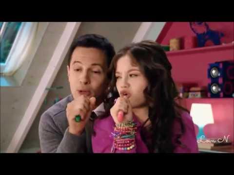 Soy Luna | Luna en Miguel zingen Valiente (ep. 70)