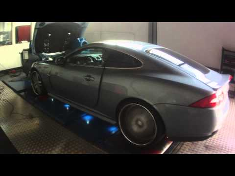 SW-Tuning Chiptuning für Jaguar XKR X150 5.0 V8 510PS auf 525 PS