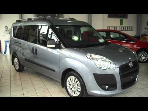fiat doblo maxi 2013 combi youtube. Black Bedroom Furniture Sets. Home Design Ideas