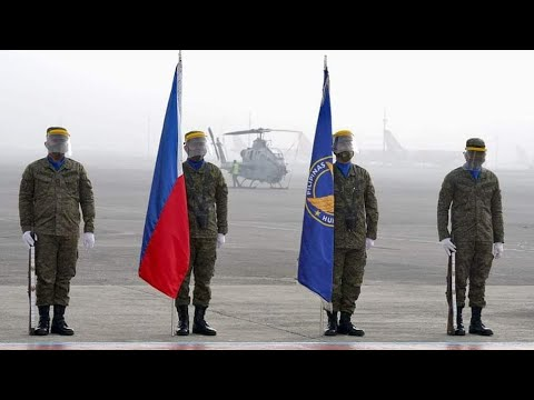 WATCH: Armed Forces Day Parade of the Republic of the Philip