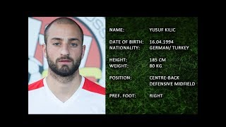 Yusuf Kilic - Highlights '17