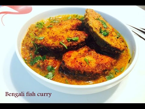 Mustard Fish Curry Recipe-Sarse Bata Maach-Indian Fish Curry Recipe-Fish Recipe