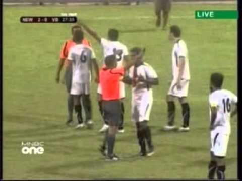 MALDIVES FA CUP NEW RADIANT VS VB SPORTS