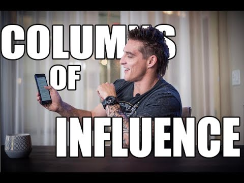 """Columns of Influence"" - Creating a Niche Market"