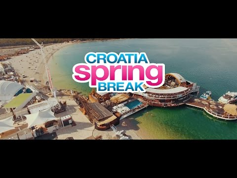 SPRING BREAK CROATIA Official After Movie - Zrce Beach
