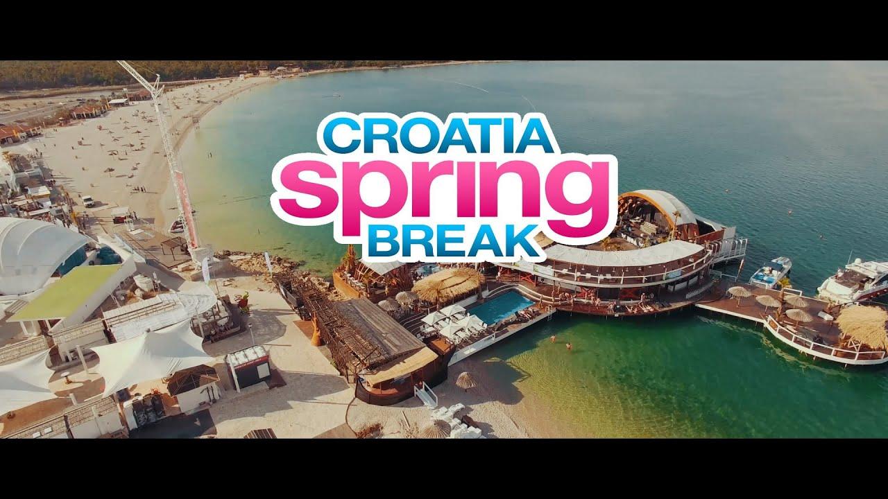 SPRING BREAK CROATIA Official after movie - Zrce Beach