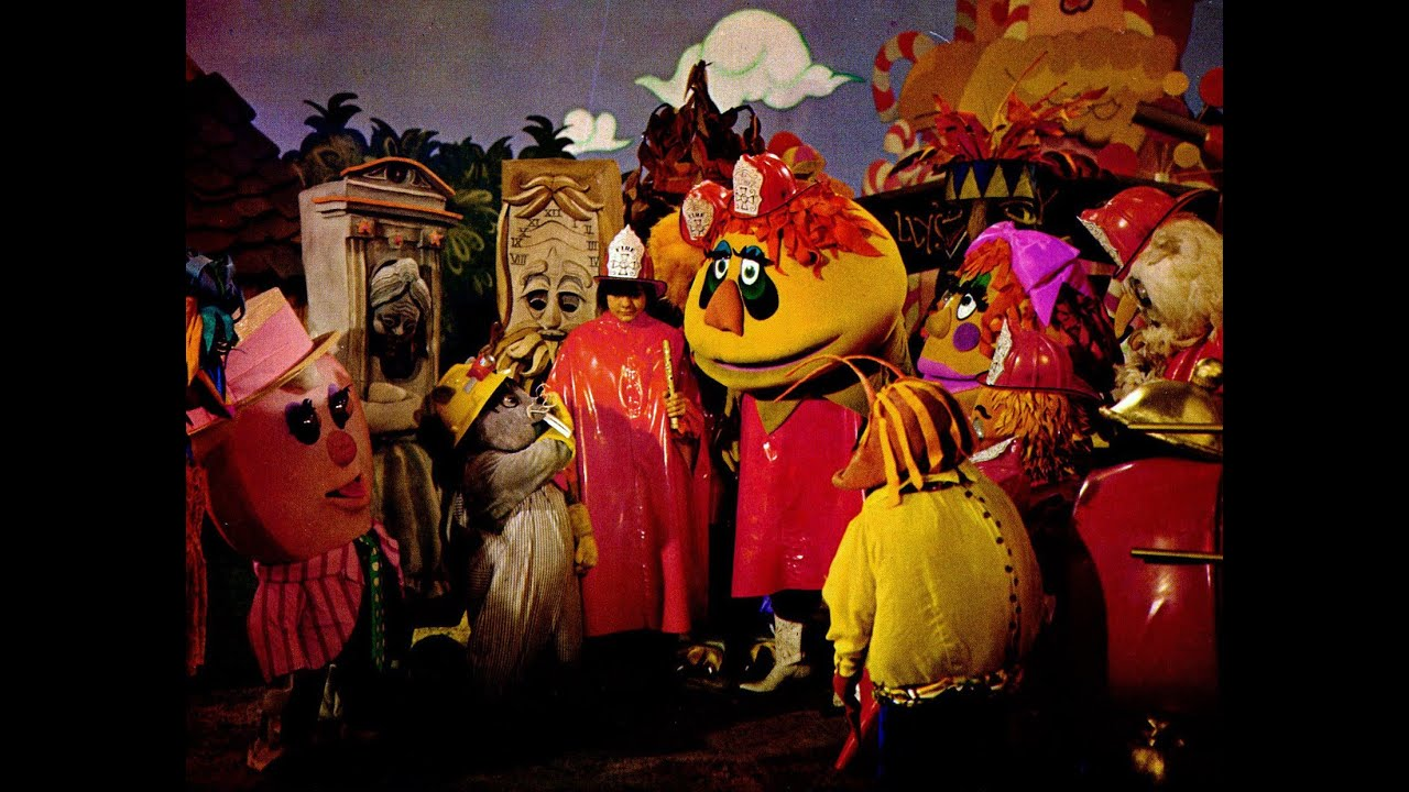 70 U0026 39 S Kids Remember H  R  Pufnstuf