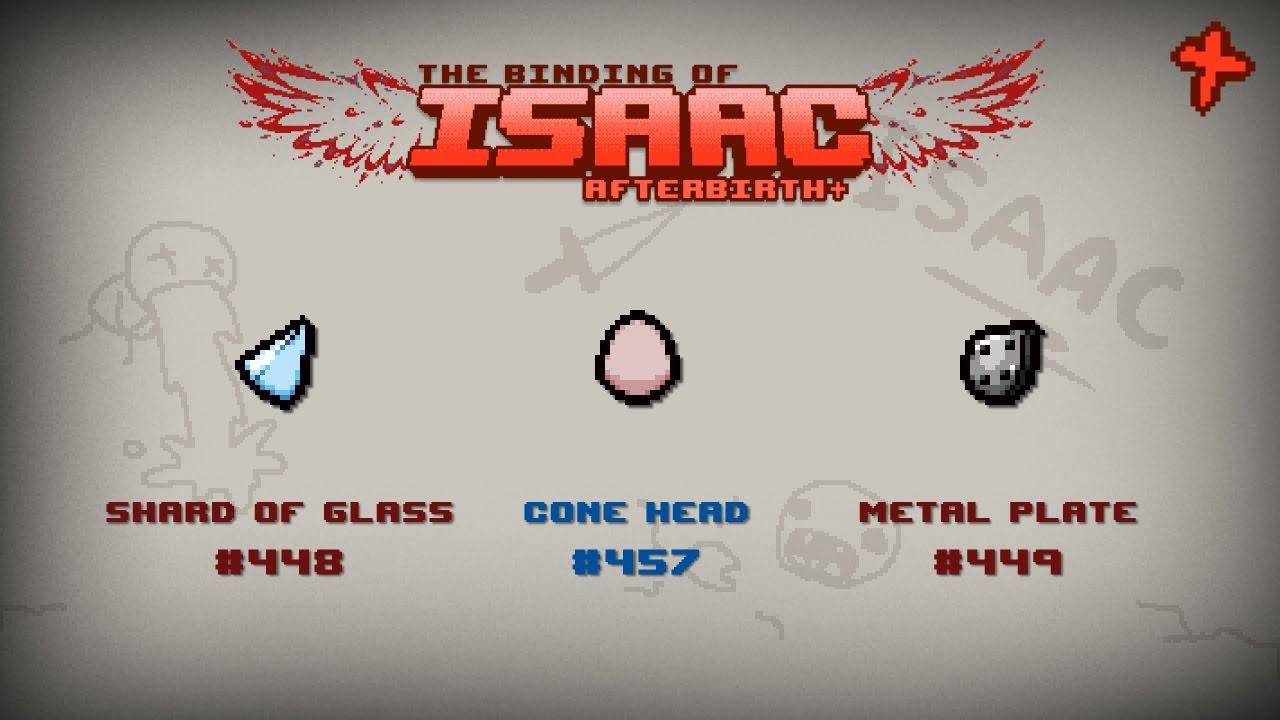 Cone Head - Binding of Isaac: Rebirth Wiki