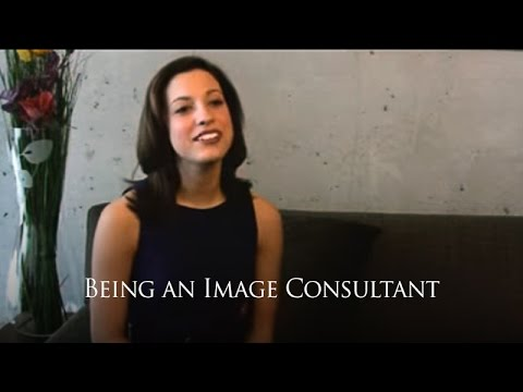 Being an Image Consultant