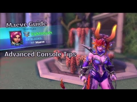 Advanced Maeve Guide [Paladins Ps4]
