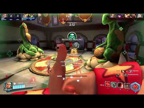 Paladins Buck Gameplayfree To Use Gameplayno Commentarycopyright Freeroyalty Free