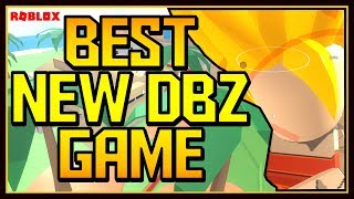 DBZ BLOXVERSE | NEW DRAGON BALL Z GAME ON ROBLOX | iBeMaine