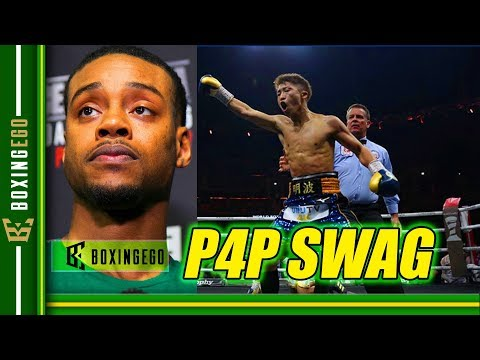 ESPN PLACES  INOUE OVER ERROL SPENCE & USYK, LOMACHENKO OVER CANELO & CRAWFORD UPDATED P4P LIST