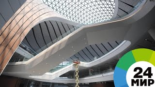 Чудо «Дасина»: аэропорт-рекордсмен в Пекине откроют к 70-летию КНР
