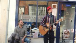 Charlie Winston Special Guest @ Brighton's Window & The Singing Barber!
