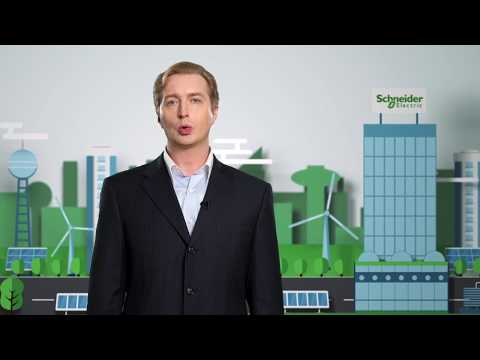 Solutions of Schneider Electric for energy saving