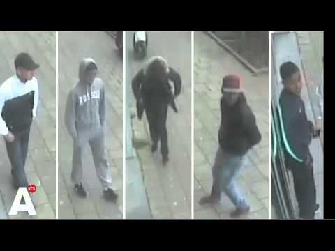 Dieven gefilmd tijdens inbraak in Osdorp