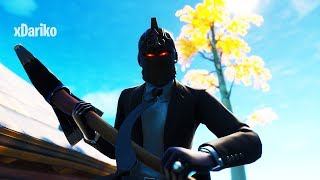 SKINS WITH JOHN WICK'S TREATMENT *BLACK KNIGHT WITH ELEGANT* FORTNITE SKINS FUSIONED