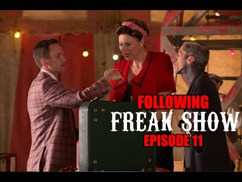"Following Freak Show Video Podcast: Episode 11 - ""Magical Thinking"""