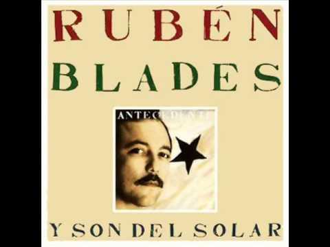 Ruben Blades Y Son Del Solar - Antecedentes (1988) - Álbum Completo
