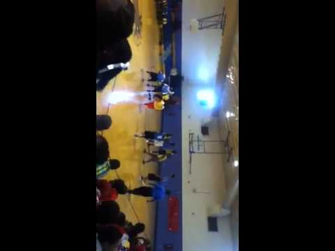 St Stephen Middle School Basketball game