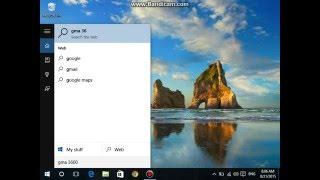 Windows 10 in intel GMA 3600 (Microsoft Basic Display Adapter)