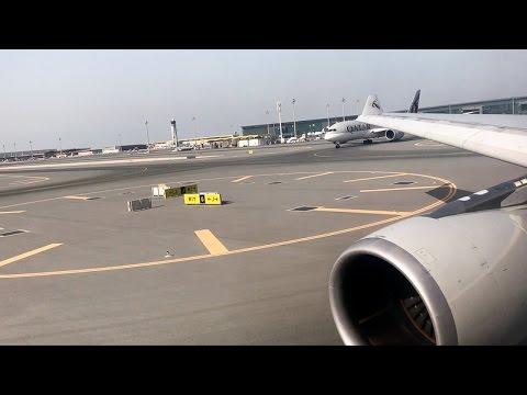 Qatar Airways Airbus A330-300 Doha to Kuwait *Full Flight*