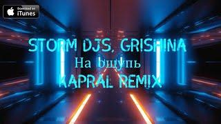 Storm DJs, Grishina - На ощупь (Kapral Remix)